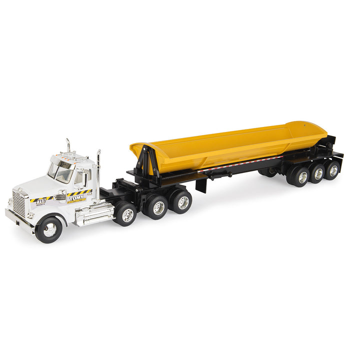 1/32 Freightliner with Side Dump