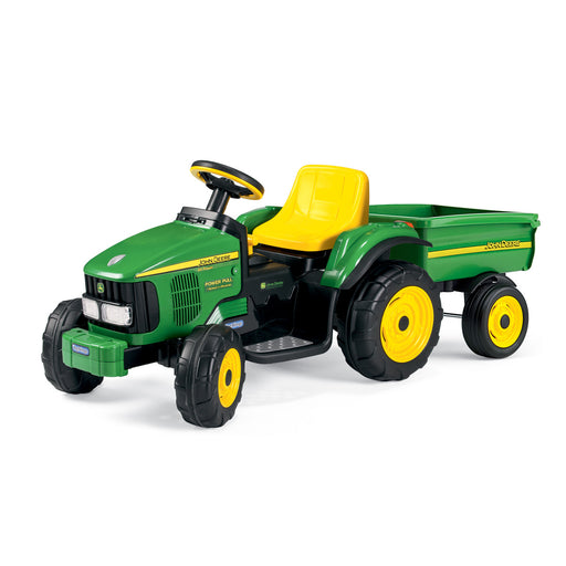 LP68585 John Deere Power Pull with Trailer