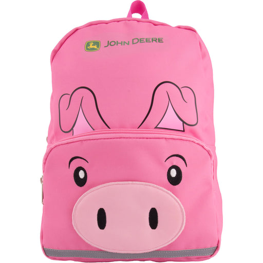 LP68857 Toddler Pink Pig Backpack