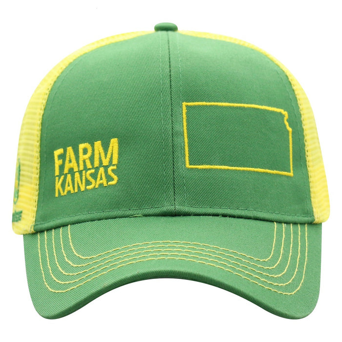 Green Kansas Pride Cap LP70642