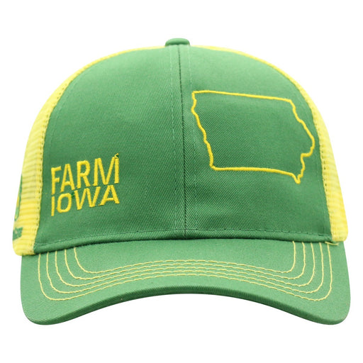 Green Iowa Pride Cap LP70633