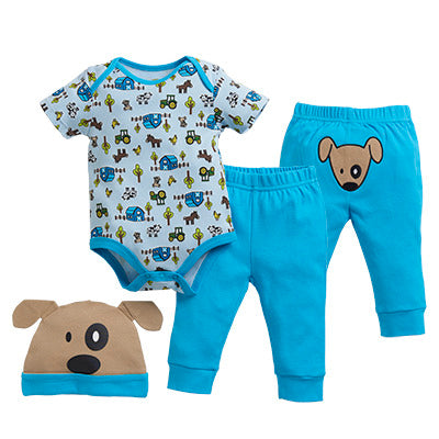 Farm Puppy 3 Piece Set