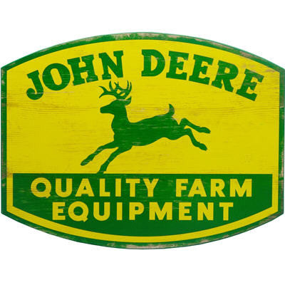 Quality Farm Equipment Sign LP67211