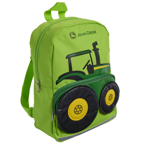 Boy Toddler Backpack Tractor LP54065