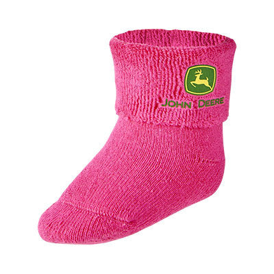 Pink Logo Socks lp64380