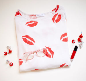 SWAK Top (Sealed With a Kiss Top)