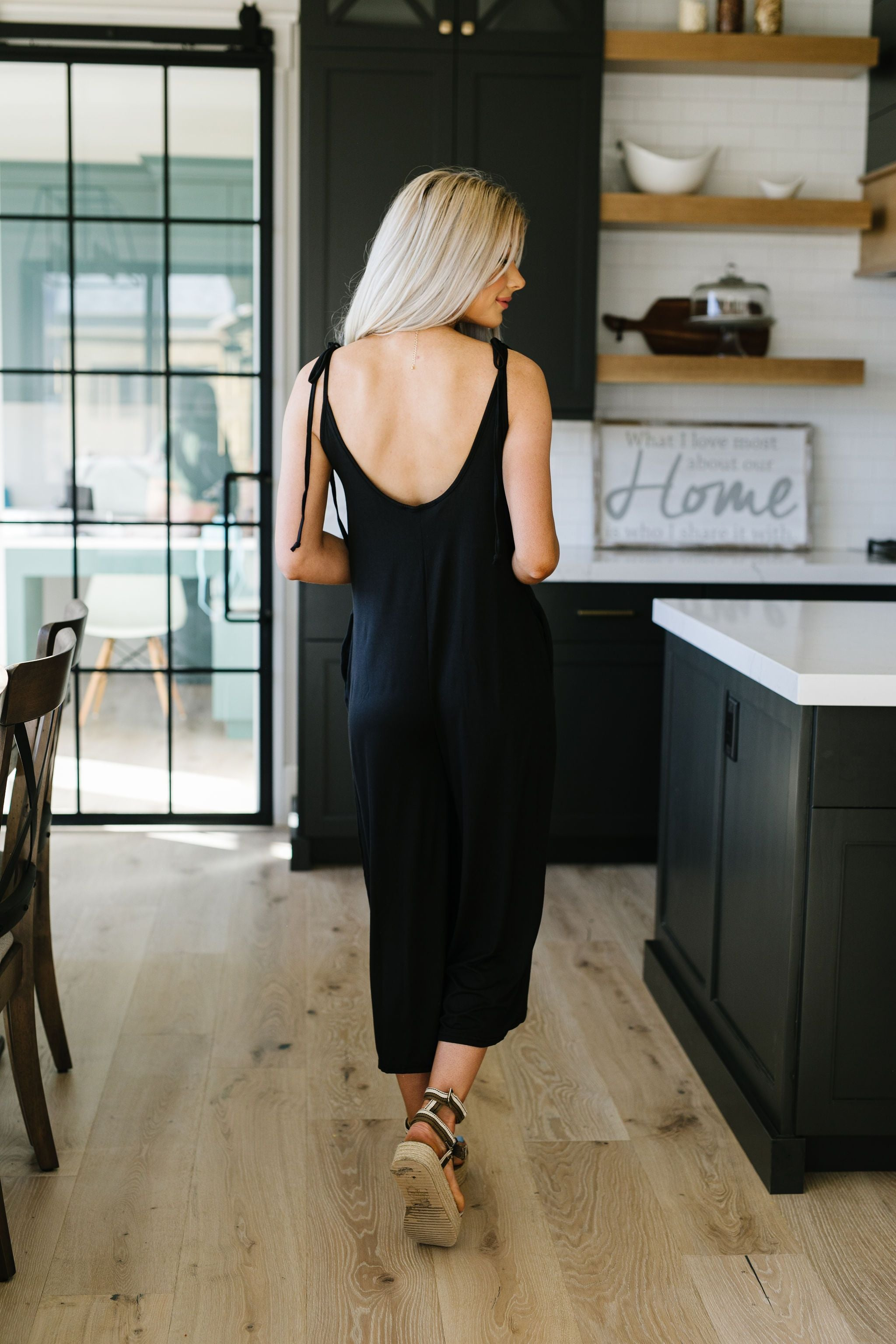 Give & Take Jumpsuit