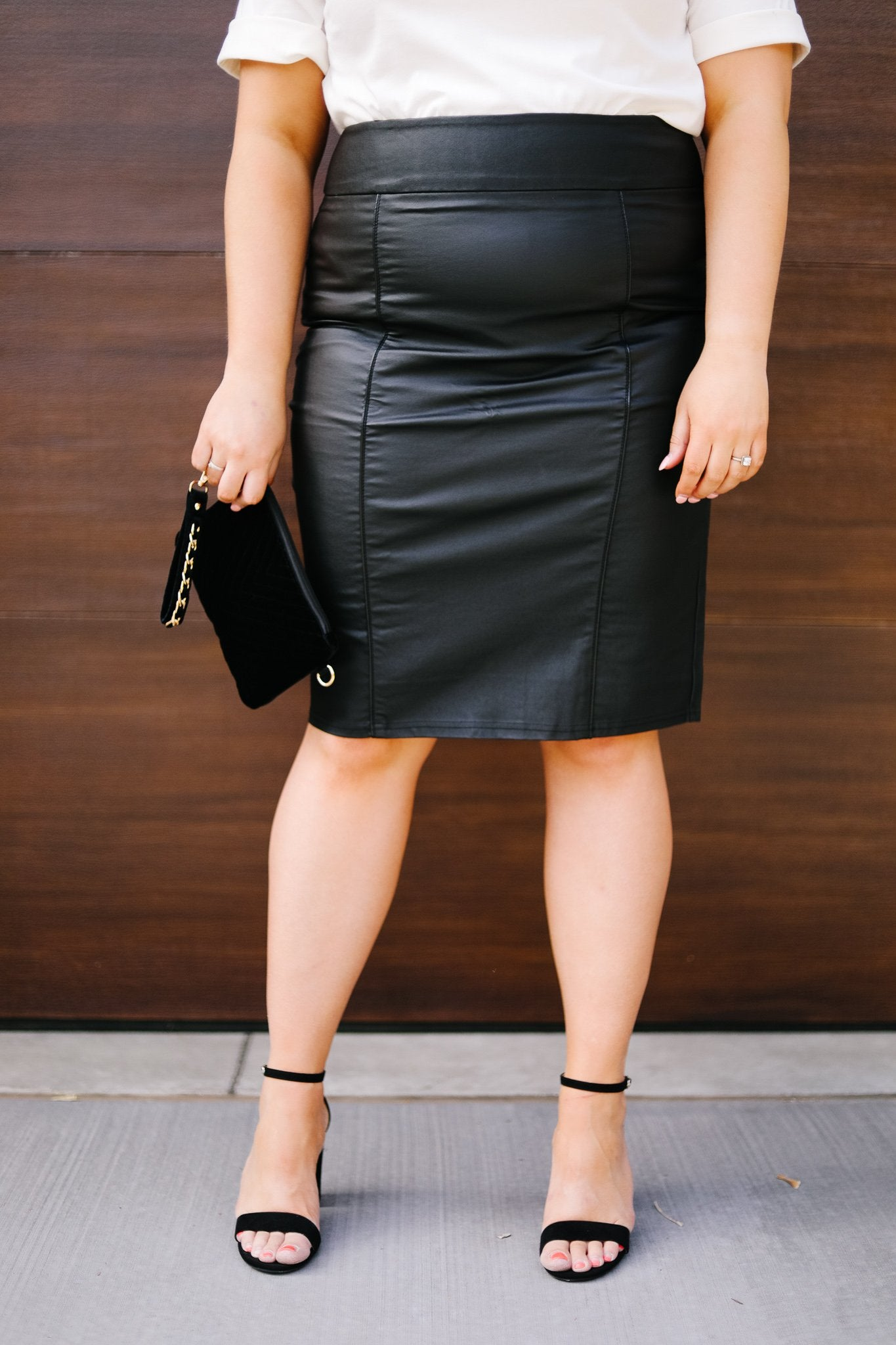 Hot & Bothered Pencil Skirt