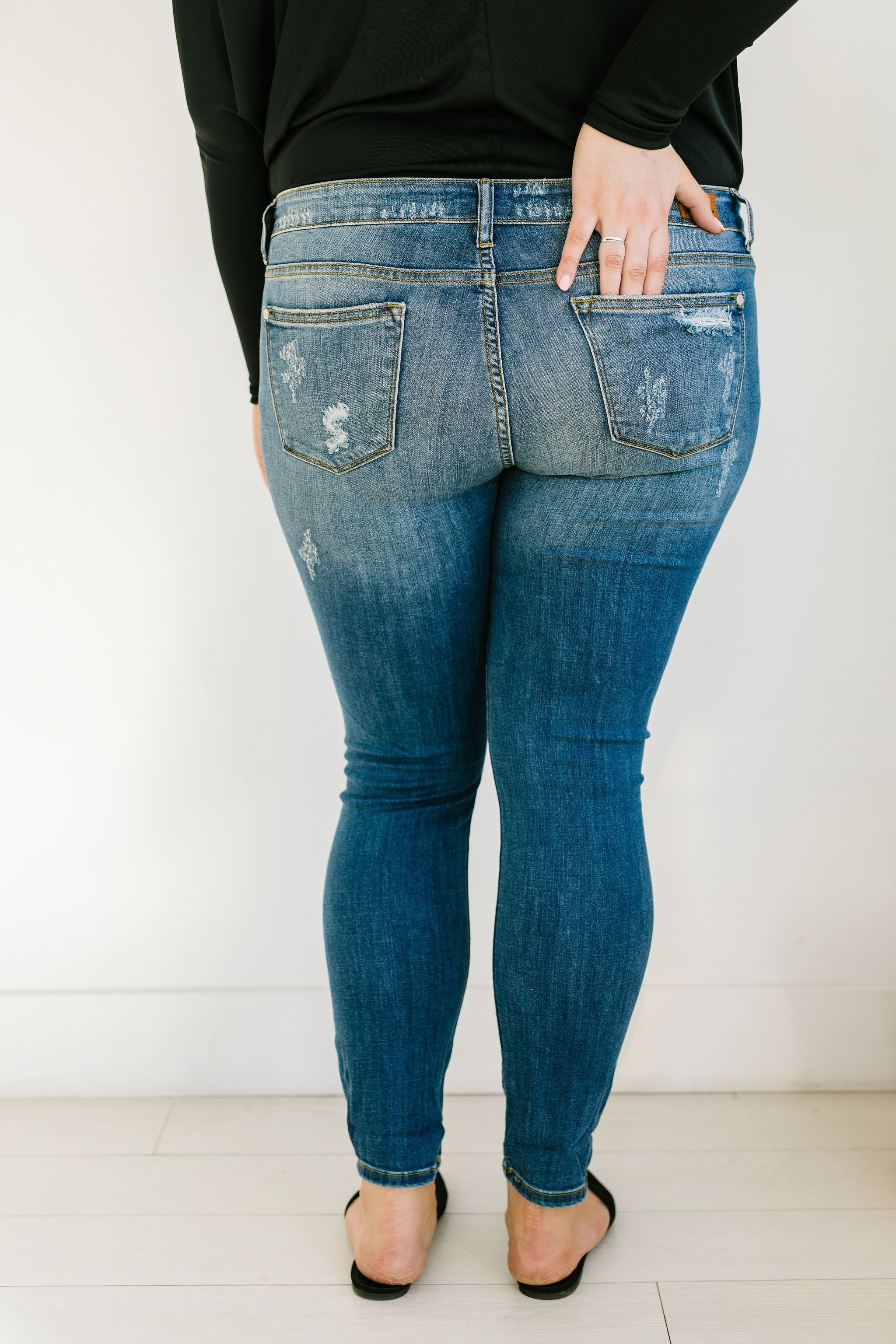 Judy Blue Let The Wild Thing Out Jeans