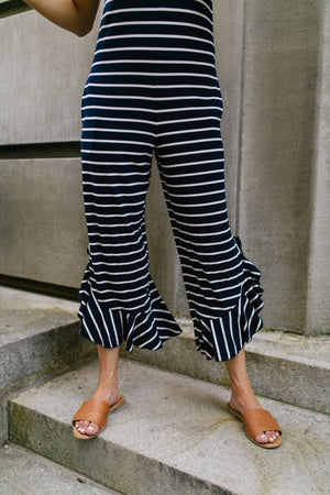 Nautical Daydreams Jumpsuit