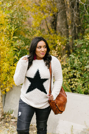 Star Power Sweater
