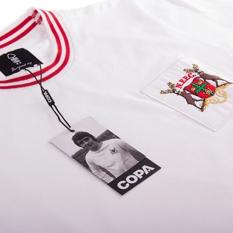 NFFC Mens Retro 1966 Away Shirt - Nottingham Forest