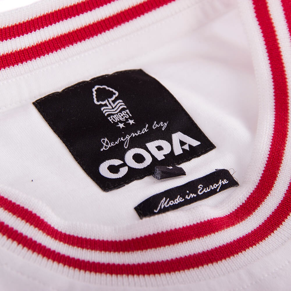 NFFC Mens Retro 1966 Away Shirt