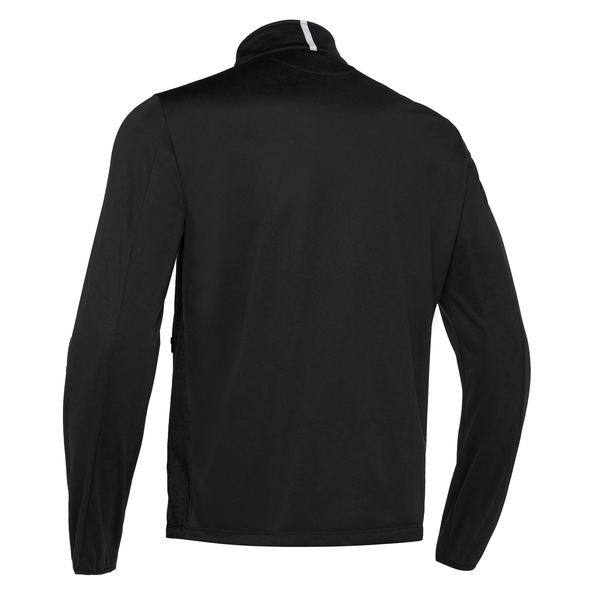 NFFC Mens Black Gea Full Zip