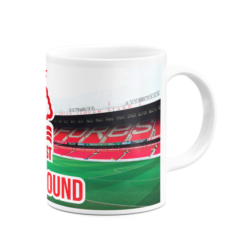 NFFC City Ground Crest Mug