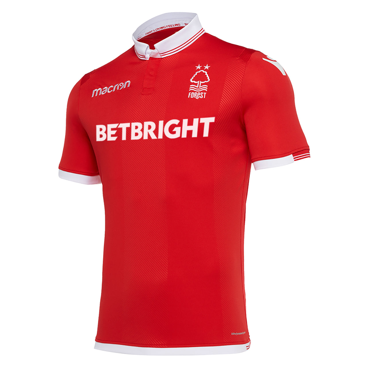 NFFC Mens Home Shirt 2018/19 - Nottingham Forest
