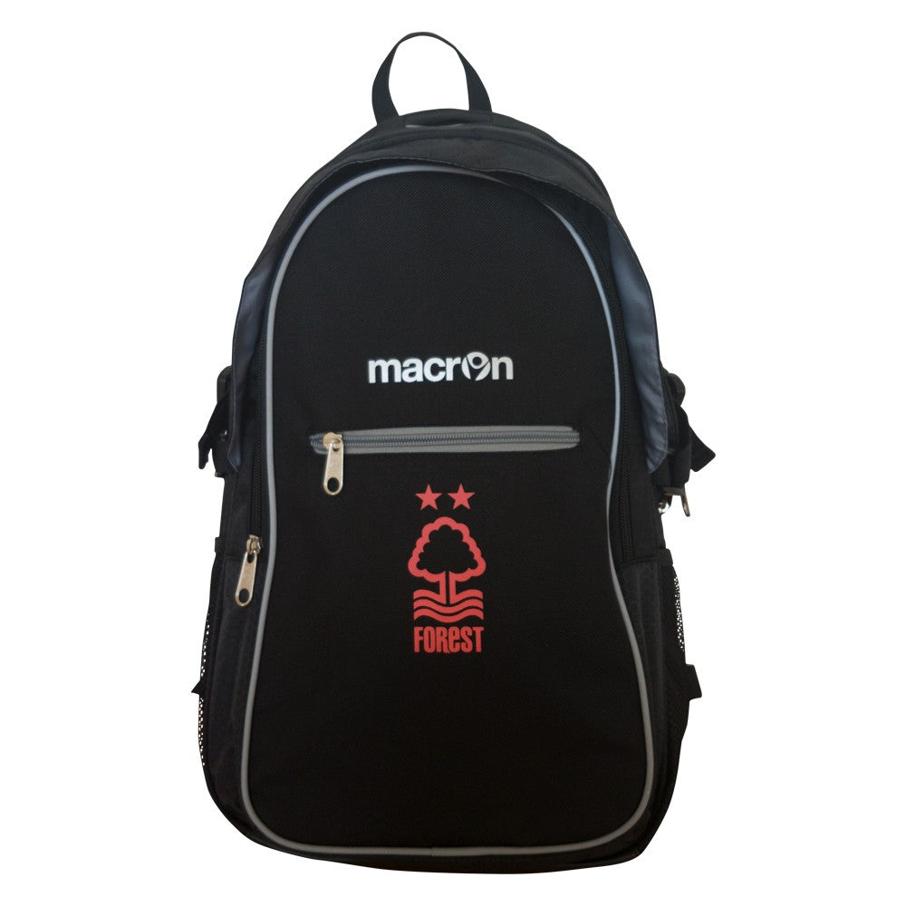 NFFC Macron Backpack 18/19 - Nottingham Forest