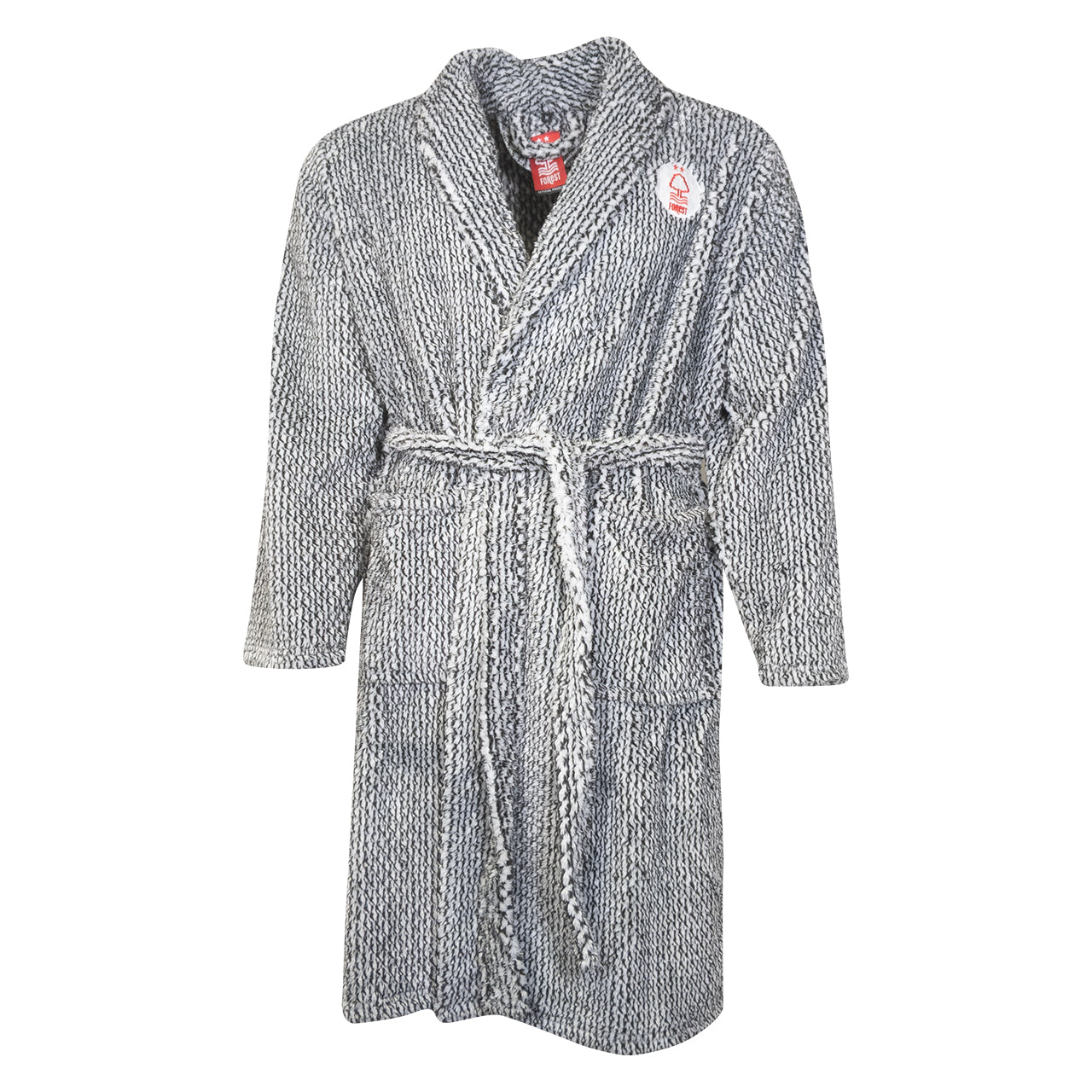 NFFC Men's Saturn Dressing Gown