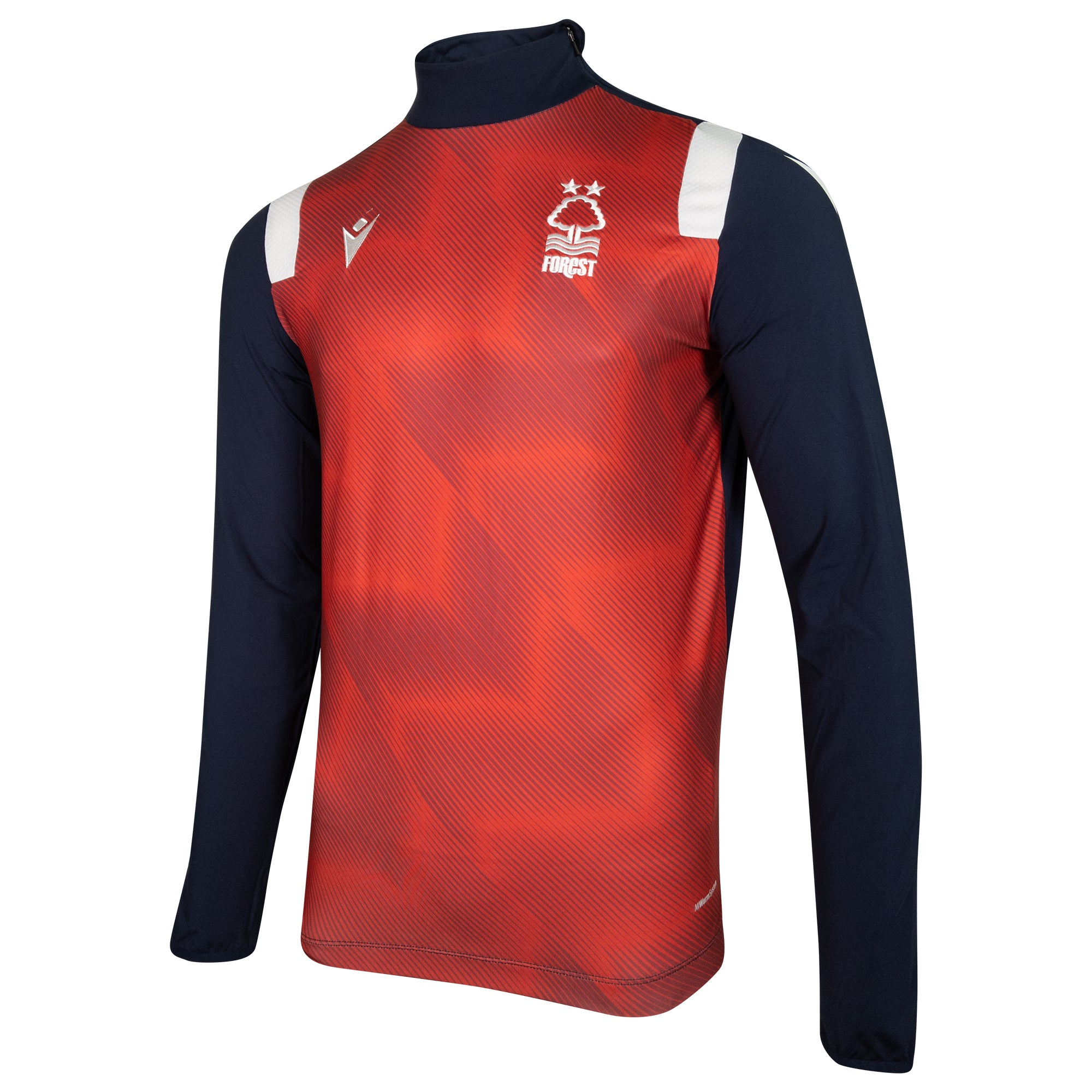 NFFC Mens Player Training 1/4 Zip Top 2020/21