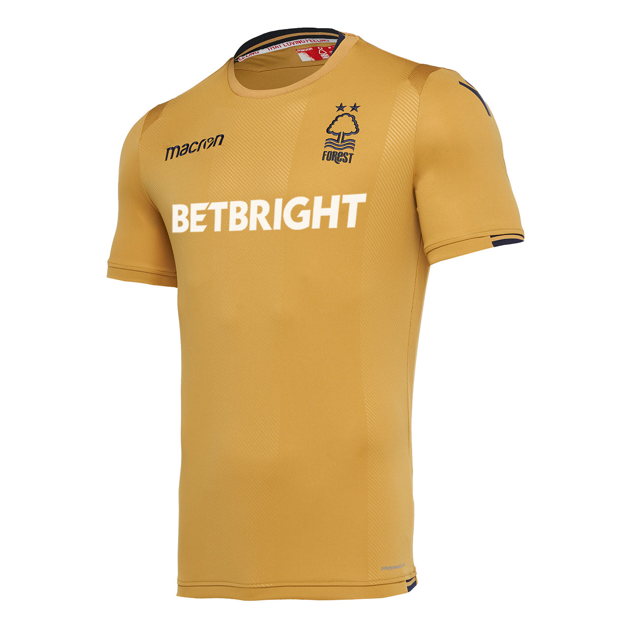 NFFC Mens Third Shirt 2018/19 - Nottingham Forest