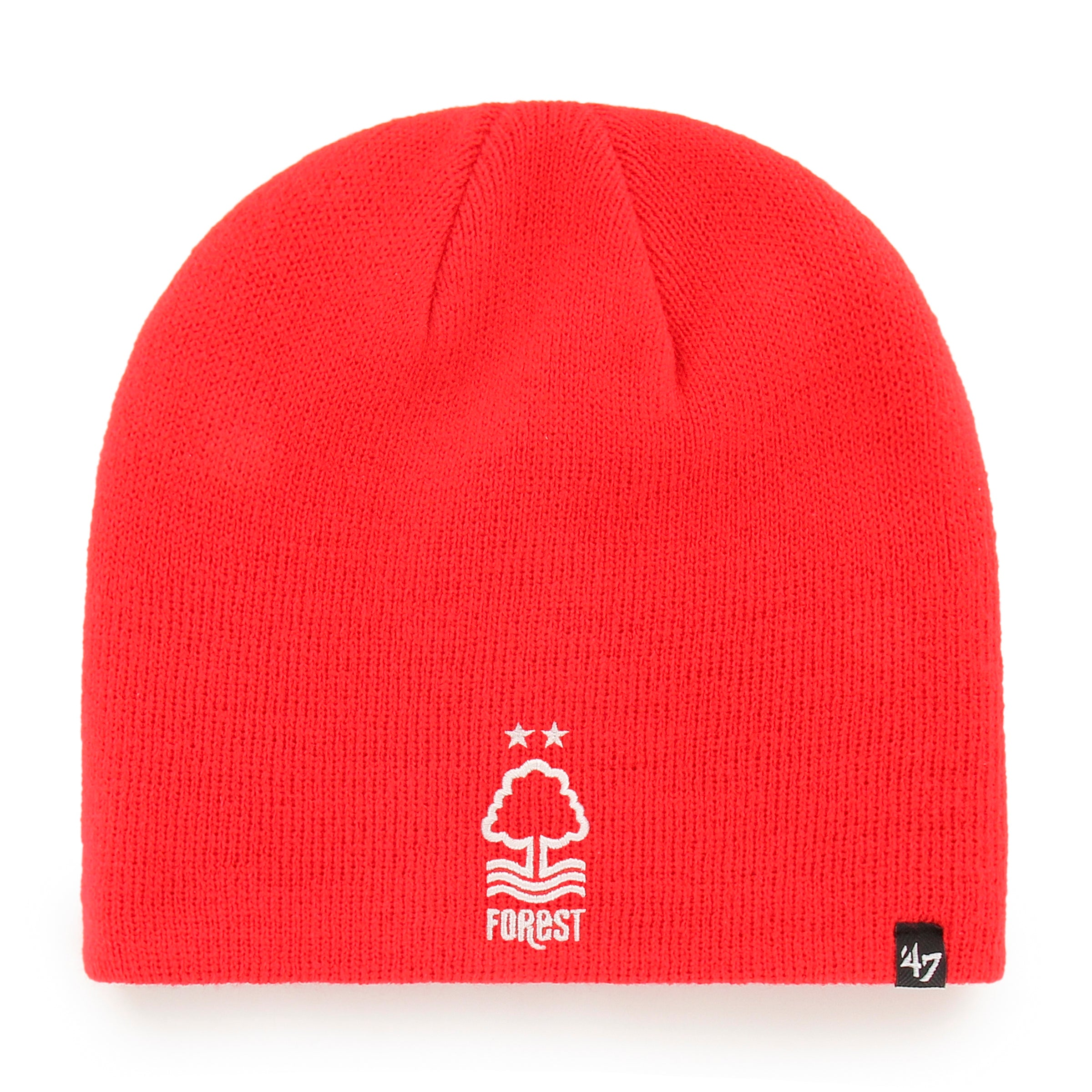 NFFC Red '47 Beanie - Junior