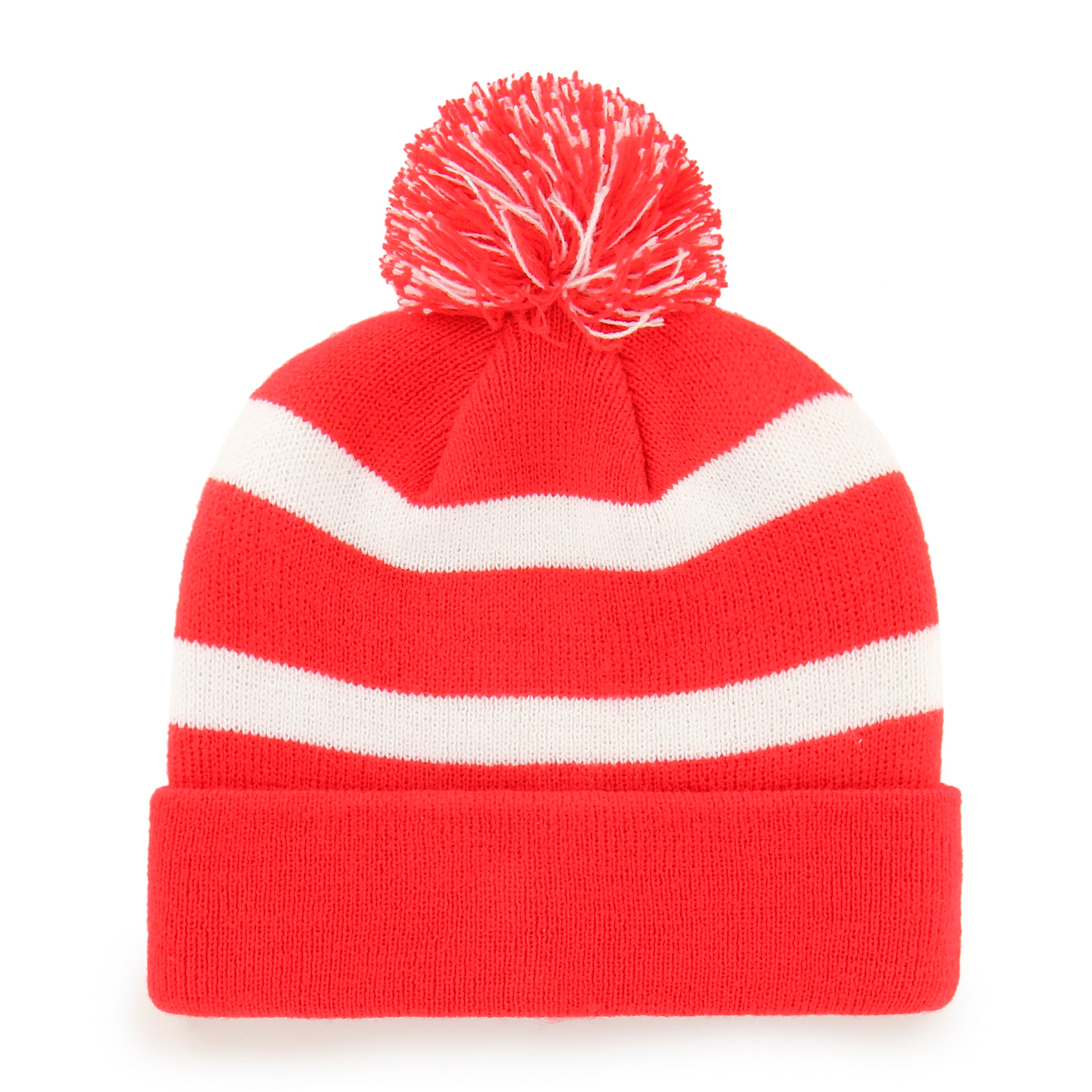 NFFC Red Breakaway '47 Cuff Knit
