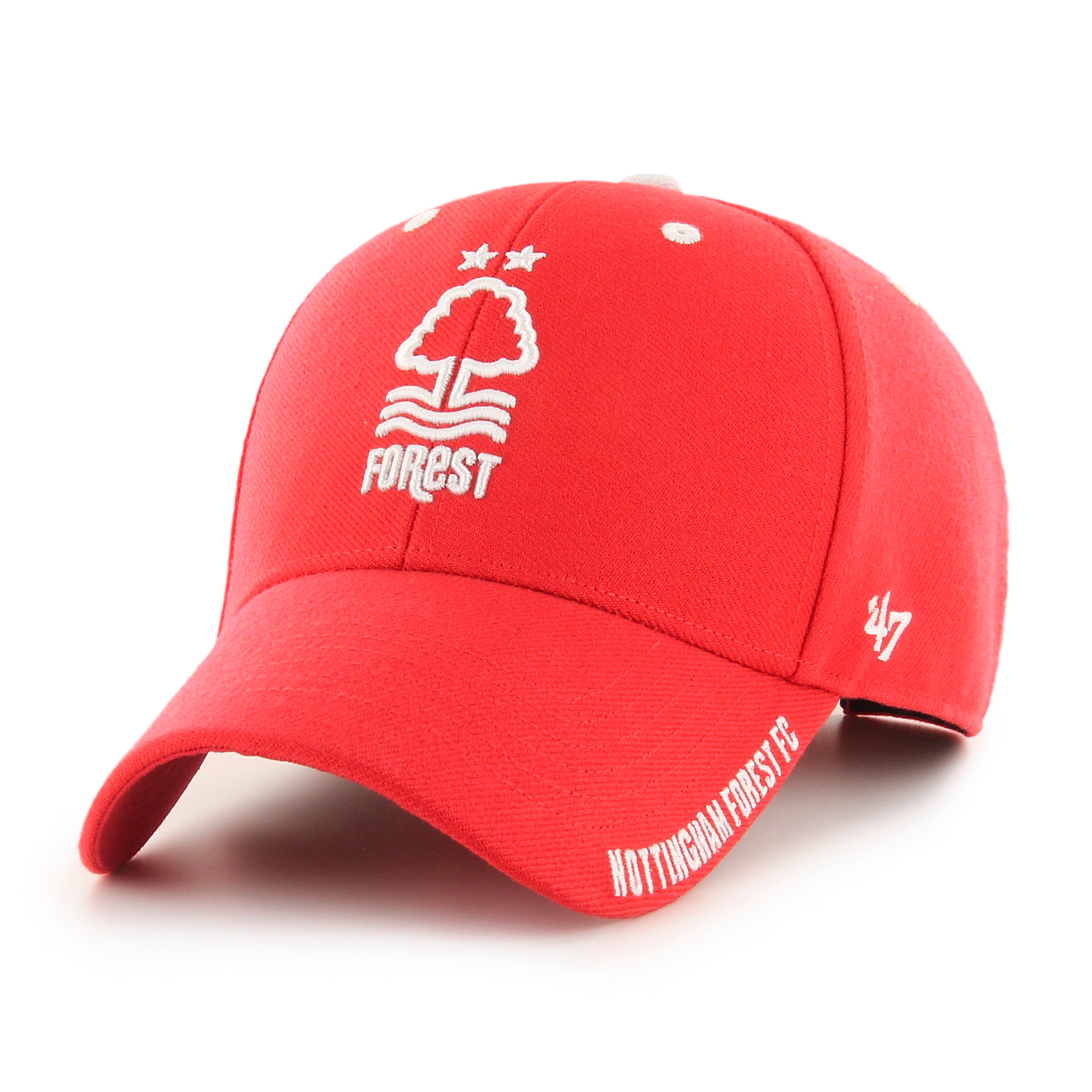 NFFC Red Defrost '47 MVP Cap