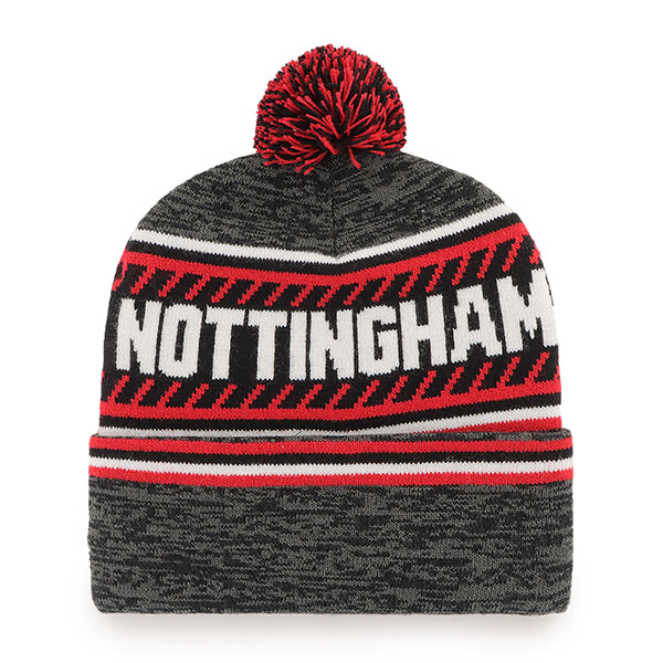 NFFC Black Ice Cap '47 Cuff Knit