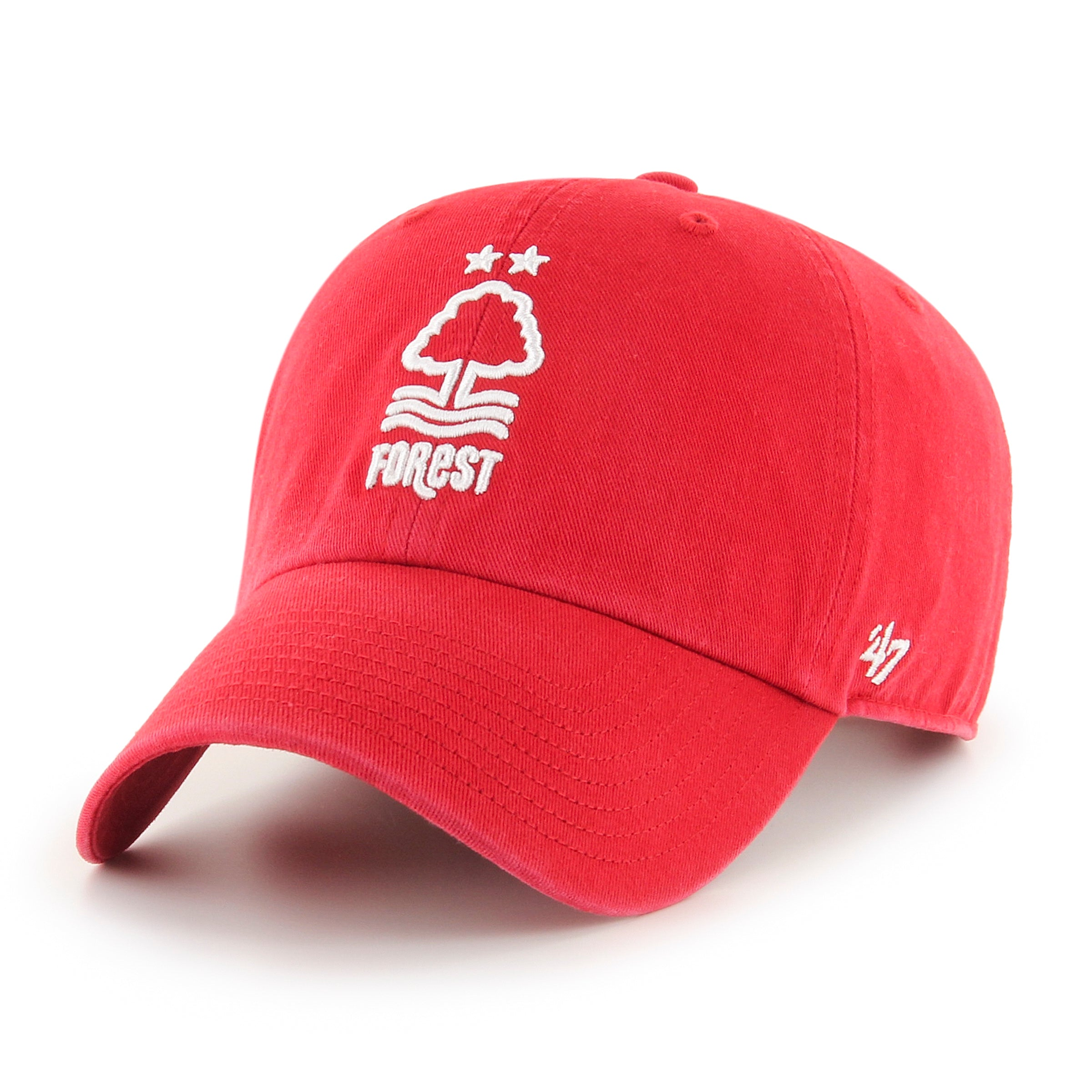 NFFC Red '47 Clean Up Cap