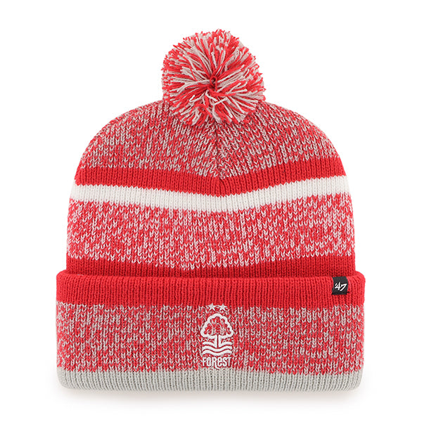 NFFC Torch Red Northward '47 Cuff Knit