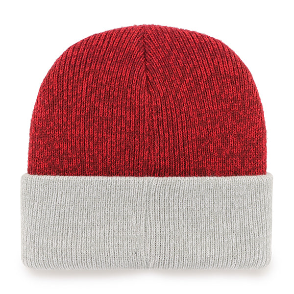 NFFC Torch Red Two Tone Brain Freeze '47 Cuff Knit