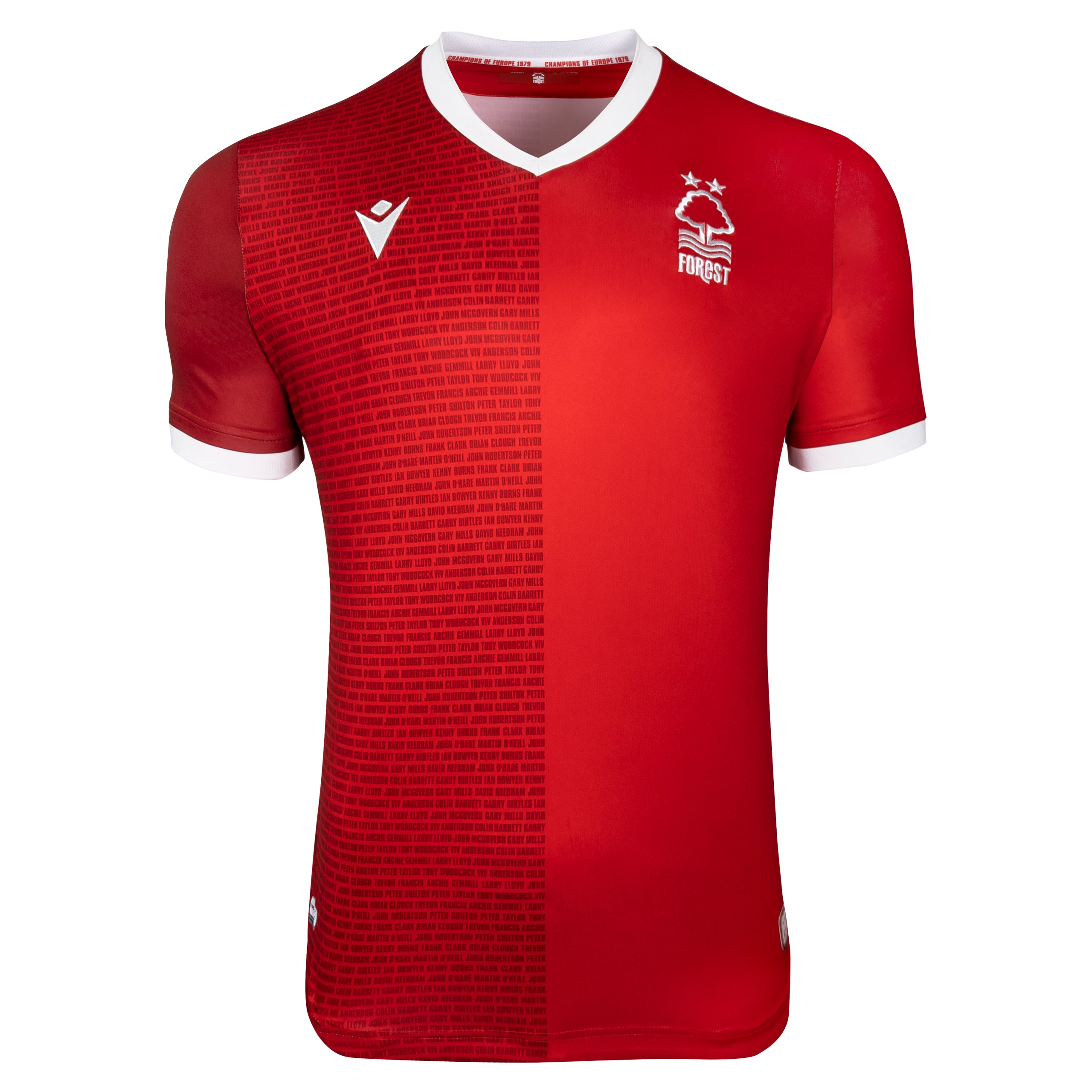 NFFC 1979 European Cup Celebration Shirt
