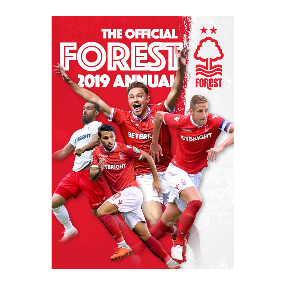 NFFC Annual 18/19 - Nottingham Forest