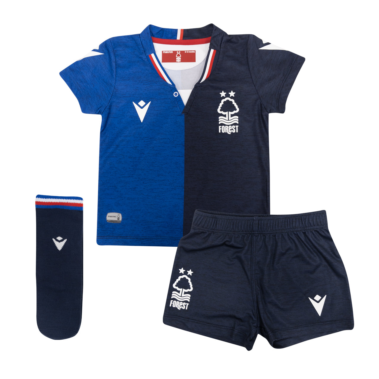 NFFC Baby Away Kit 2019/20 - Nottingham Forest