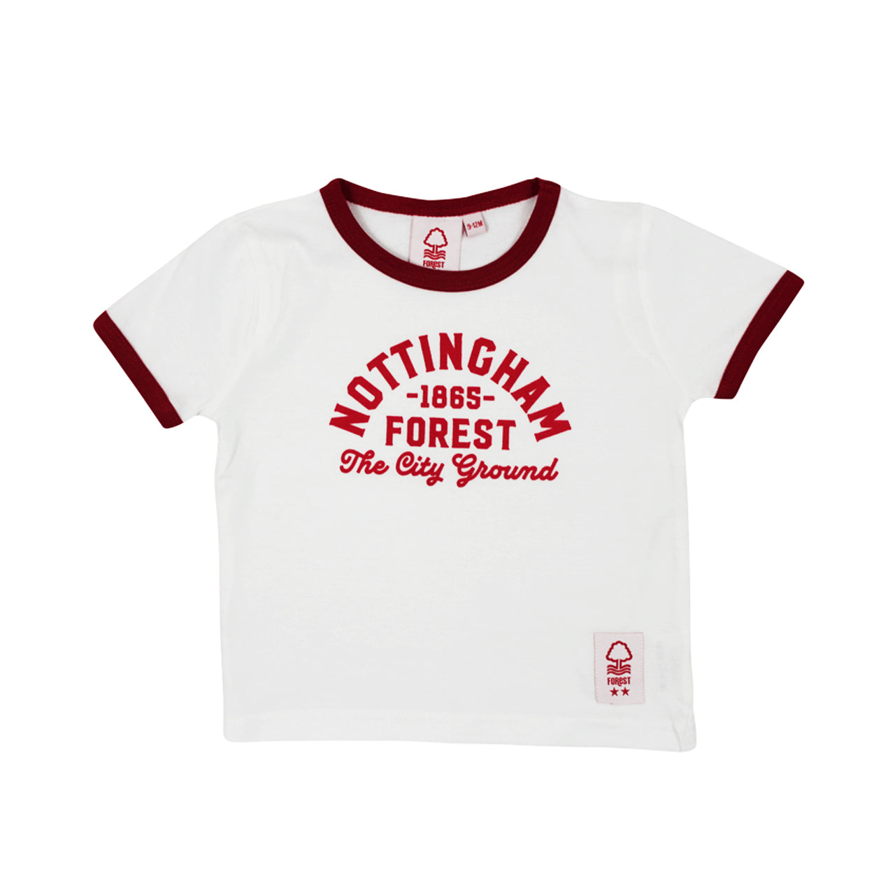 NFFC Baby White City Ground T-Shirt