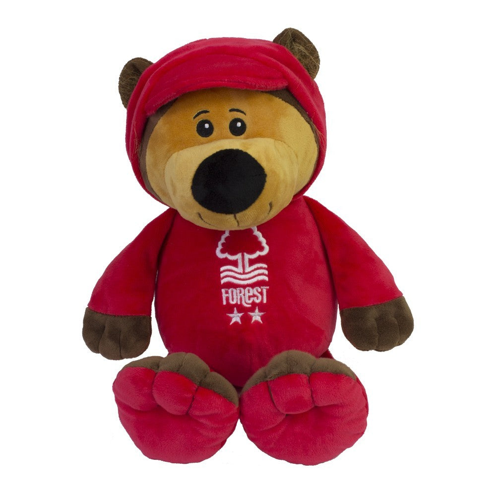 NFFC Barnaby Bear - Nottingham Forest