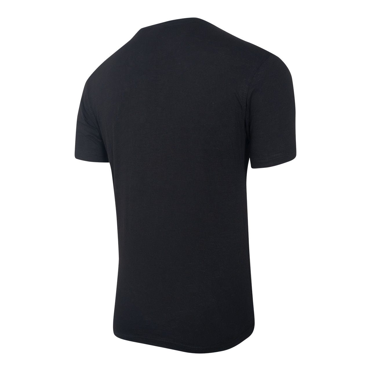 NFFC Mens Black Essential Grafton T-Shirt