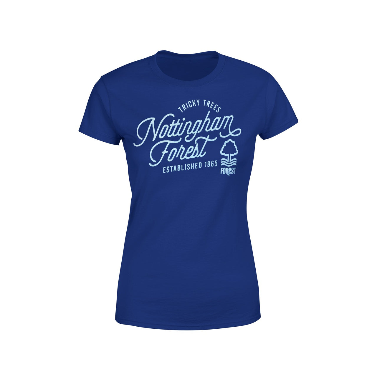 NFFC Womens Midnight Blue T-Shirt