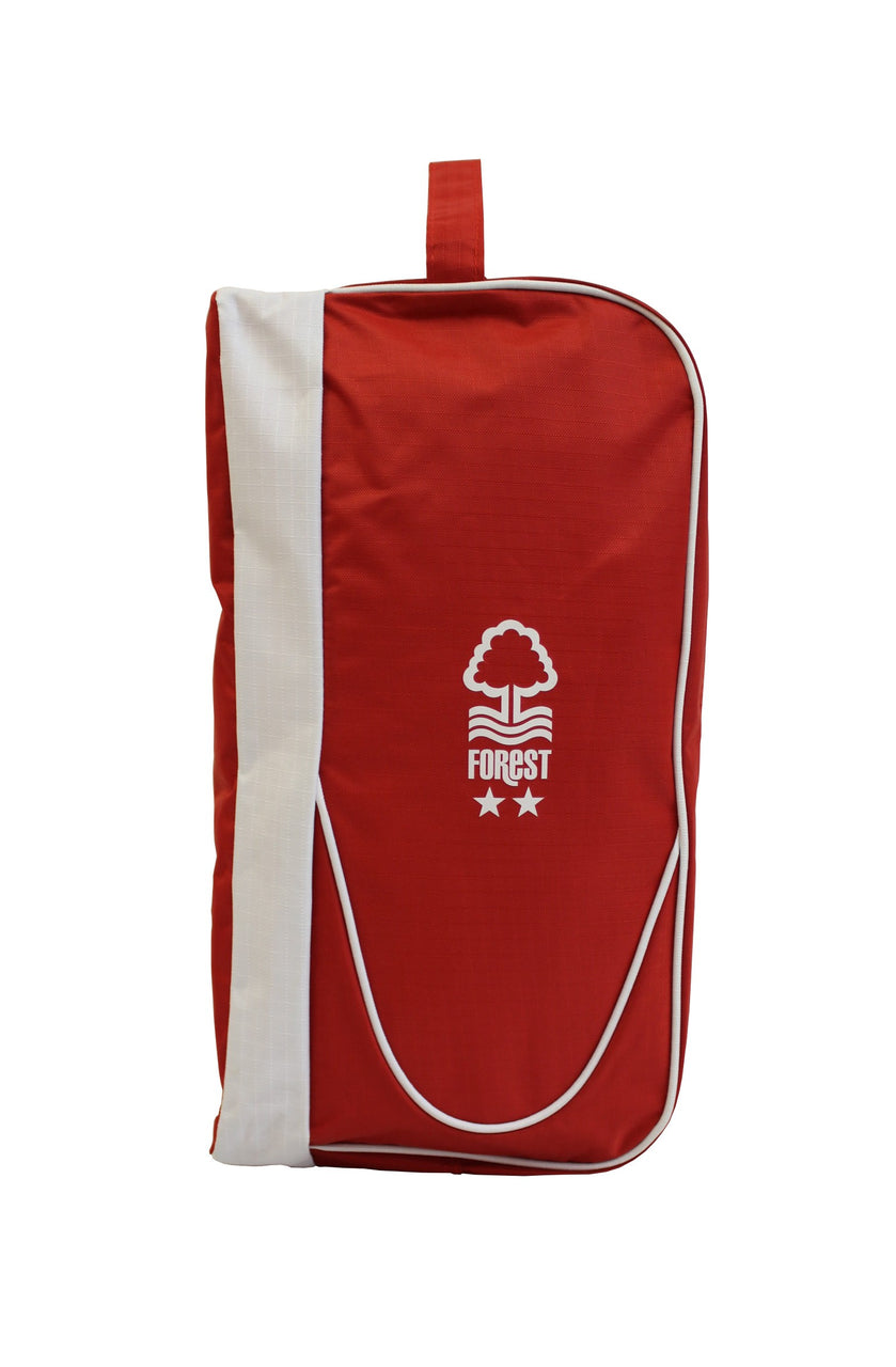 NFFC Red Core Boot Bag