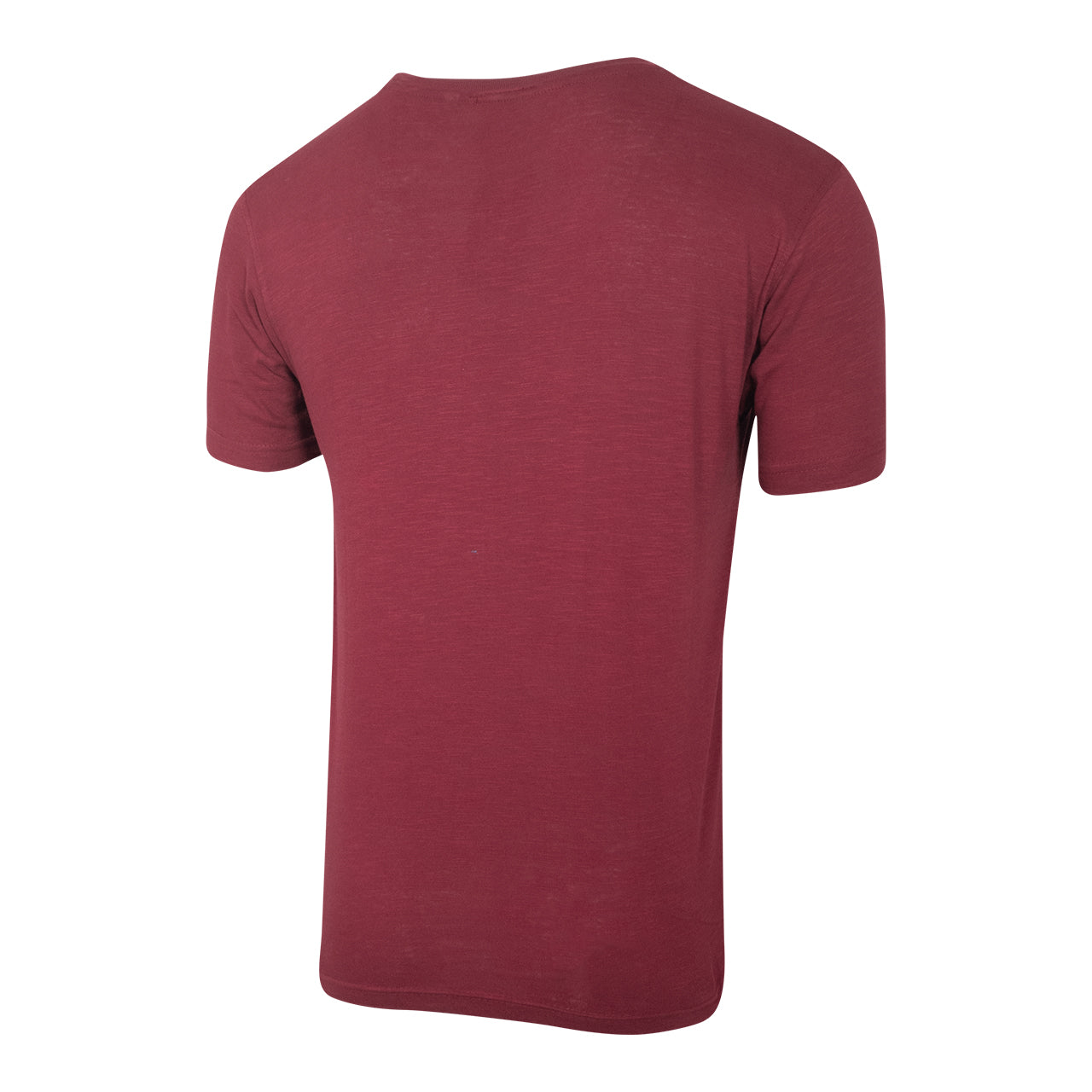 NFFC Mens Burgundy Essential Grafton T-Shirt