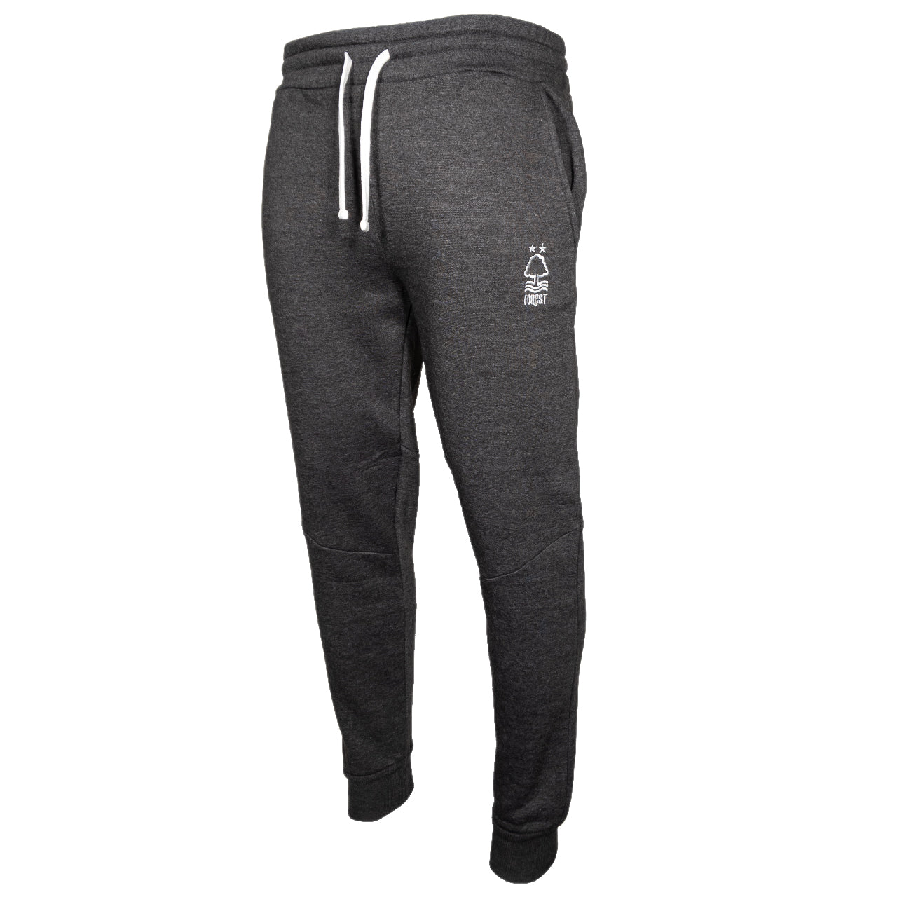 NFFC Mens Black Marl Essential Sweat Pant
