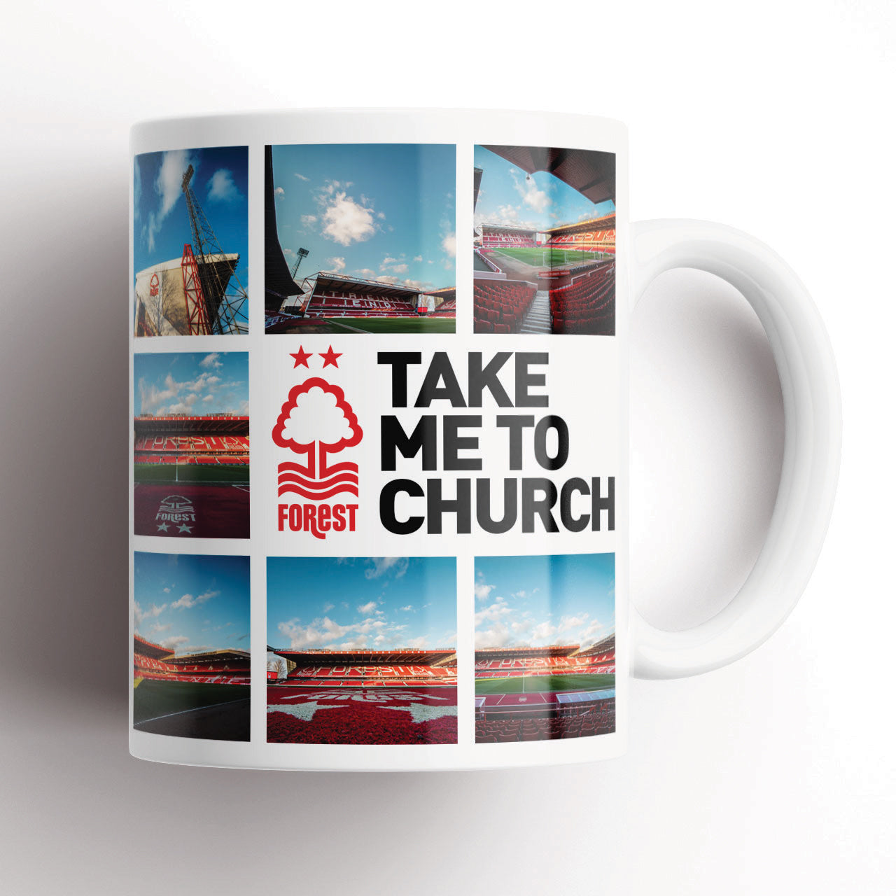 NFFC Take Me to Church Mug
