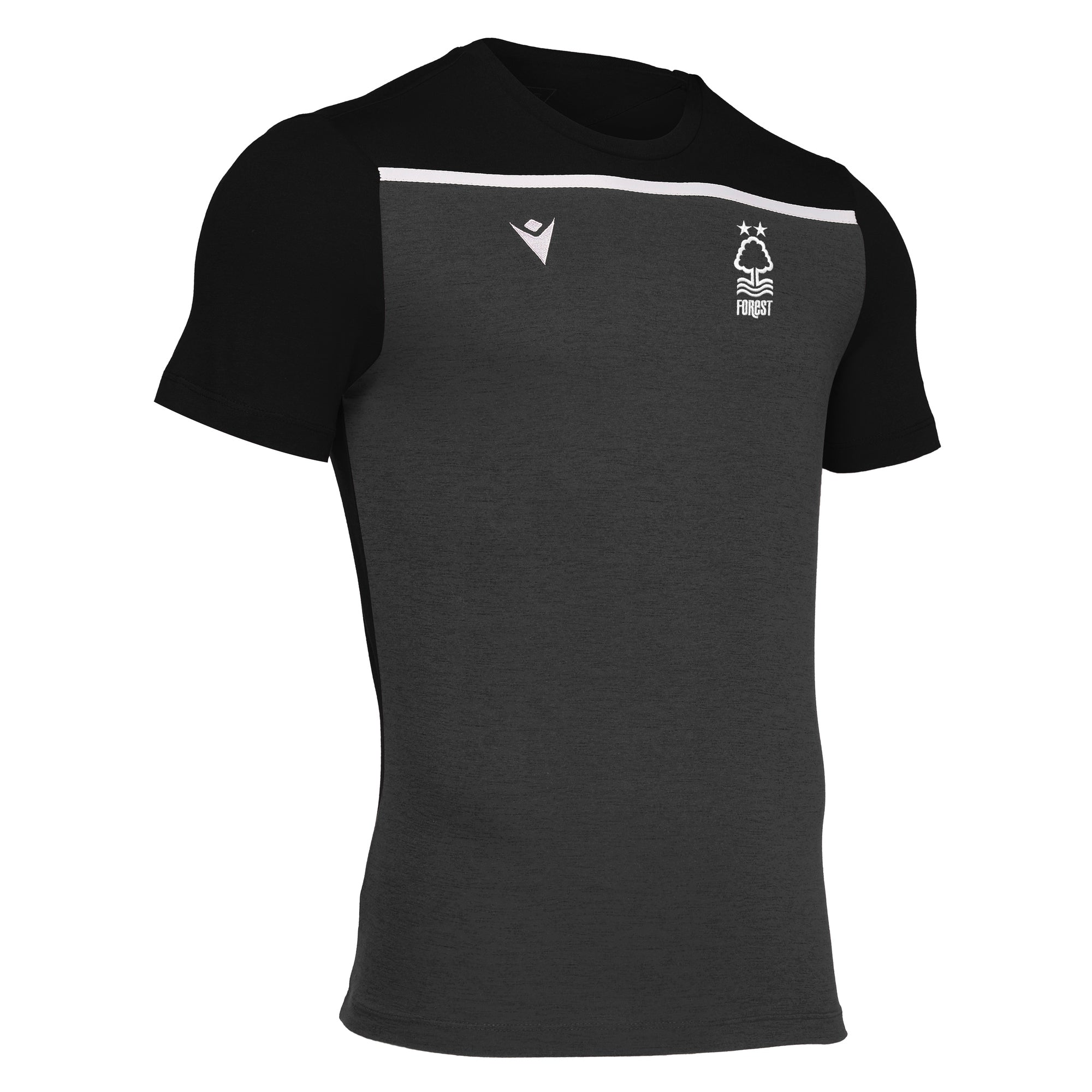 NFFC Mens Black Country T-Shirt