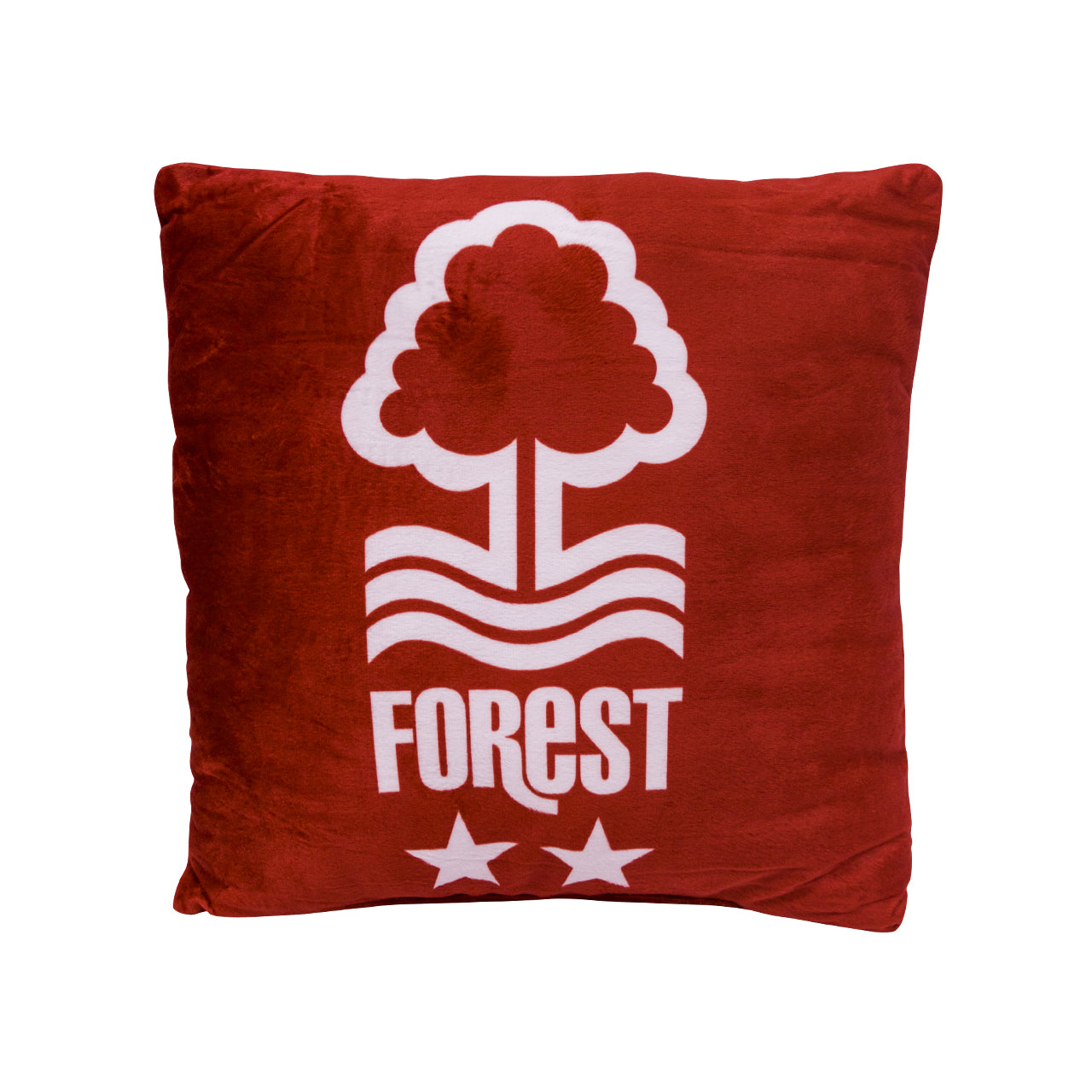 NFFC Crest Cushion - Nottingham Forest