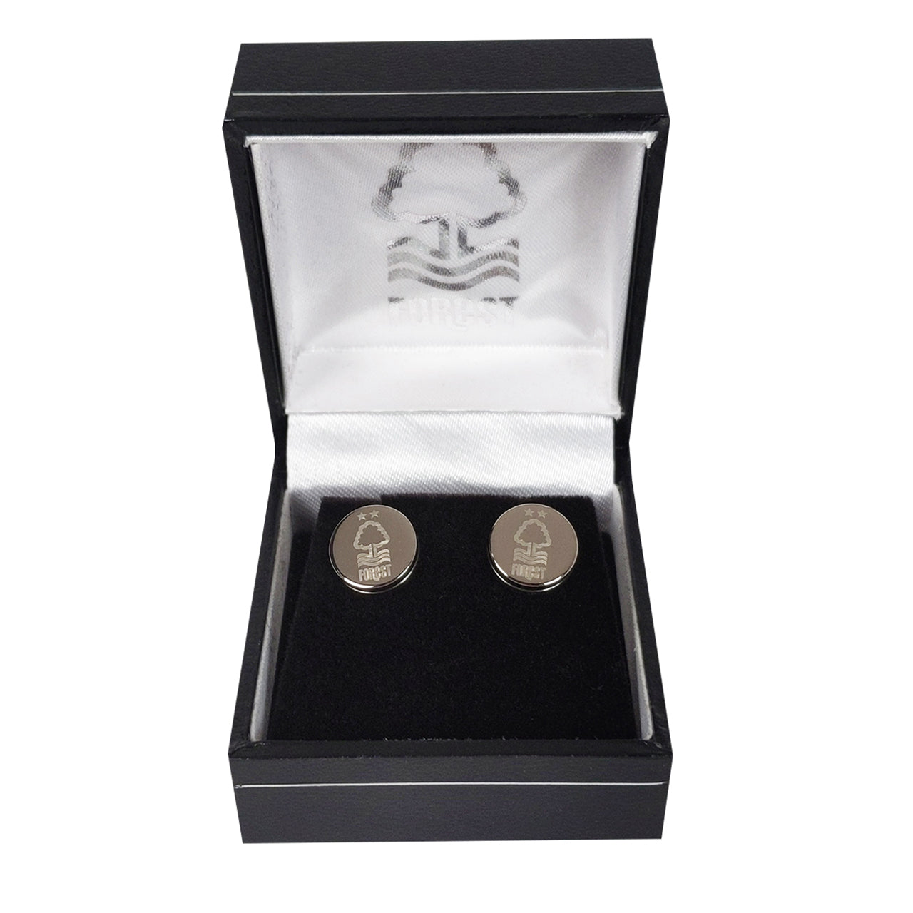 NFFC Crest Stud Earing - Pair