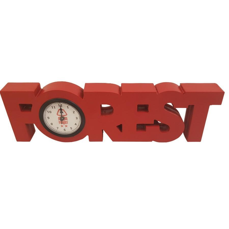 NFFC FOREST Clock