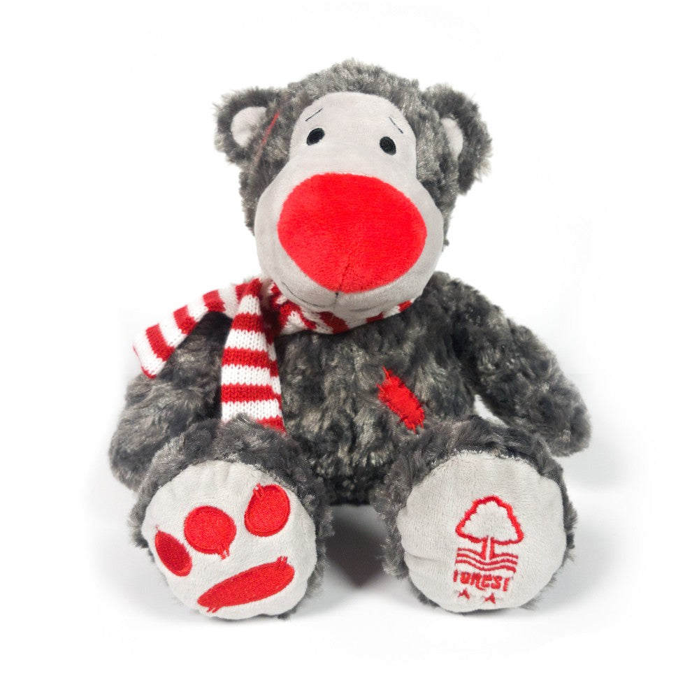 NFFC 25cm Delaney Bear - Nottingham Forest