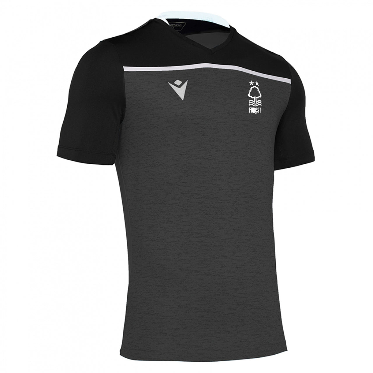 NFFC Junior Black Deneb Jersey