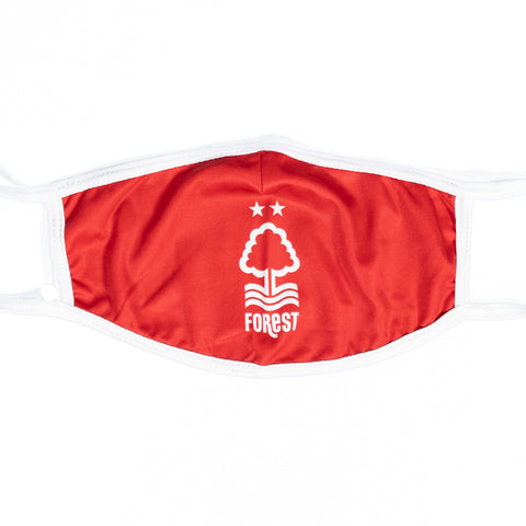 NFFC Adult Face Cover - Crest