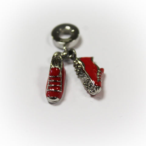NFFC Football Boots Bracelet Charm - Nottingham Forest